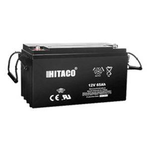 باتری هیتاکو 65 آمپرساعت 12ولت سیلد لید اسید