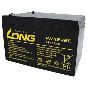 باتری لانگ 12 ولت 12 آمپر ساعت