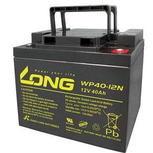 باتری لانگ 12 ولت 40 آمپر ساعت