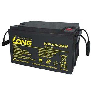 باتری لانگ 12 ولت 65 آمپر ساعت