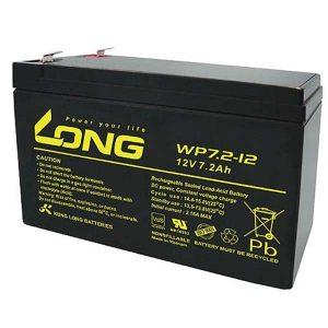 باتری لانگ 12 ولت 7 آمپر ساعت