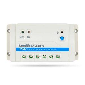 شارژ کنترلر 20 آمپر EP Solar مدل LS2024B