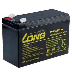 باتری لانگ 12 ولت 9 آمپر ساعت