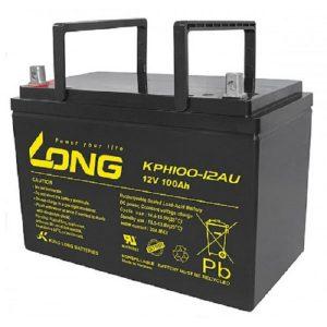 باتری لانگ 12 ولت 100 آمپر ساعت