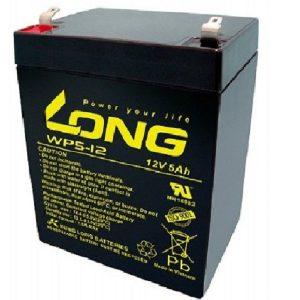 باتری لانگ 12 ولت 5 آمپر ساعت