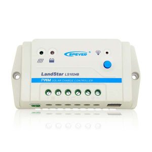 شارژ کنترلر 10 آمپر EP Solar مدل LS1024B