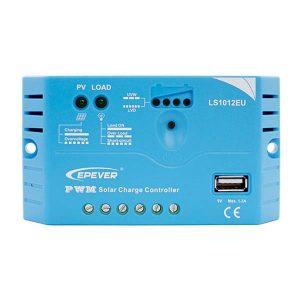 شارژ کنترلر 10 آمپر EP Solar مدل LS1024EU