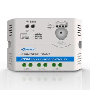 شارژ کنترلر 20 آمپر EP Solar مدل LS02024E