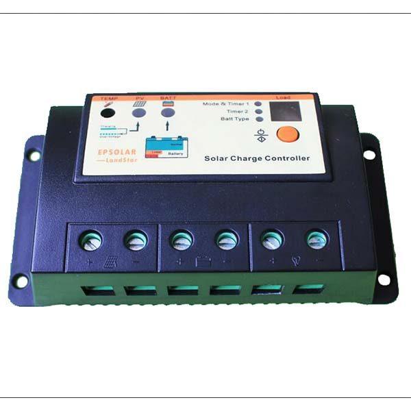 شارژ کنترلر 20 آمپر EP Solar مدل LS2024R