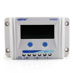 شارژ کنترلر 10 آمپر EP Solar مدل VS1024A