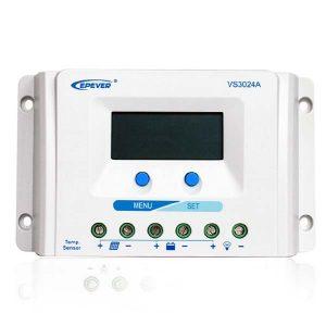 شارژ کنترلر 30 آمپر EP Solar مدل VS3024A