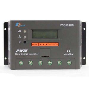 شارژ کنترلر 30 آمپر EP Solar مدل VS3024BN