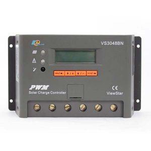 شارژ کنترلر 30 آمپر EP Solar مدل VS3048BN