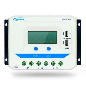 شارژ کنترلر 45 آمپر EP Solar مدل VS4524AU
