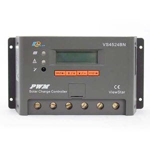 شارژ کنترلر 45 آمپر EP Solar مدل VS4524BN