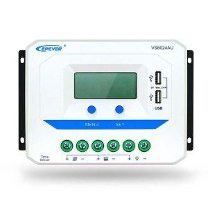 شارژ کنترلر 60 آمپر EP Solar مدل VS6024AU