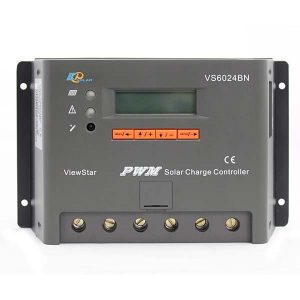 شارژ کنترلر 60 آمپر EP Solar مدل VS6024BN