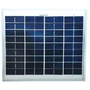 پنل خورشیدی 10 وات YINGLI پلی کریستال مدل YL010P-17b