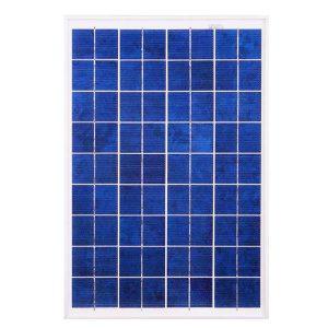 پنل خورشیدی 20 وات YINGLI پلی کریستال مدل YL020P-17b