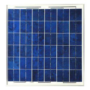 پنل خورشیدی 30 وات YINGLI پلی کریستال مدل YL030P-17b