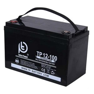 باتری تلکو پاور 12 ولت 100 آمپر ساعت سیلد لید اسید